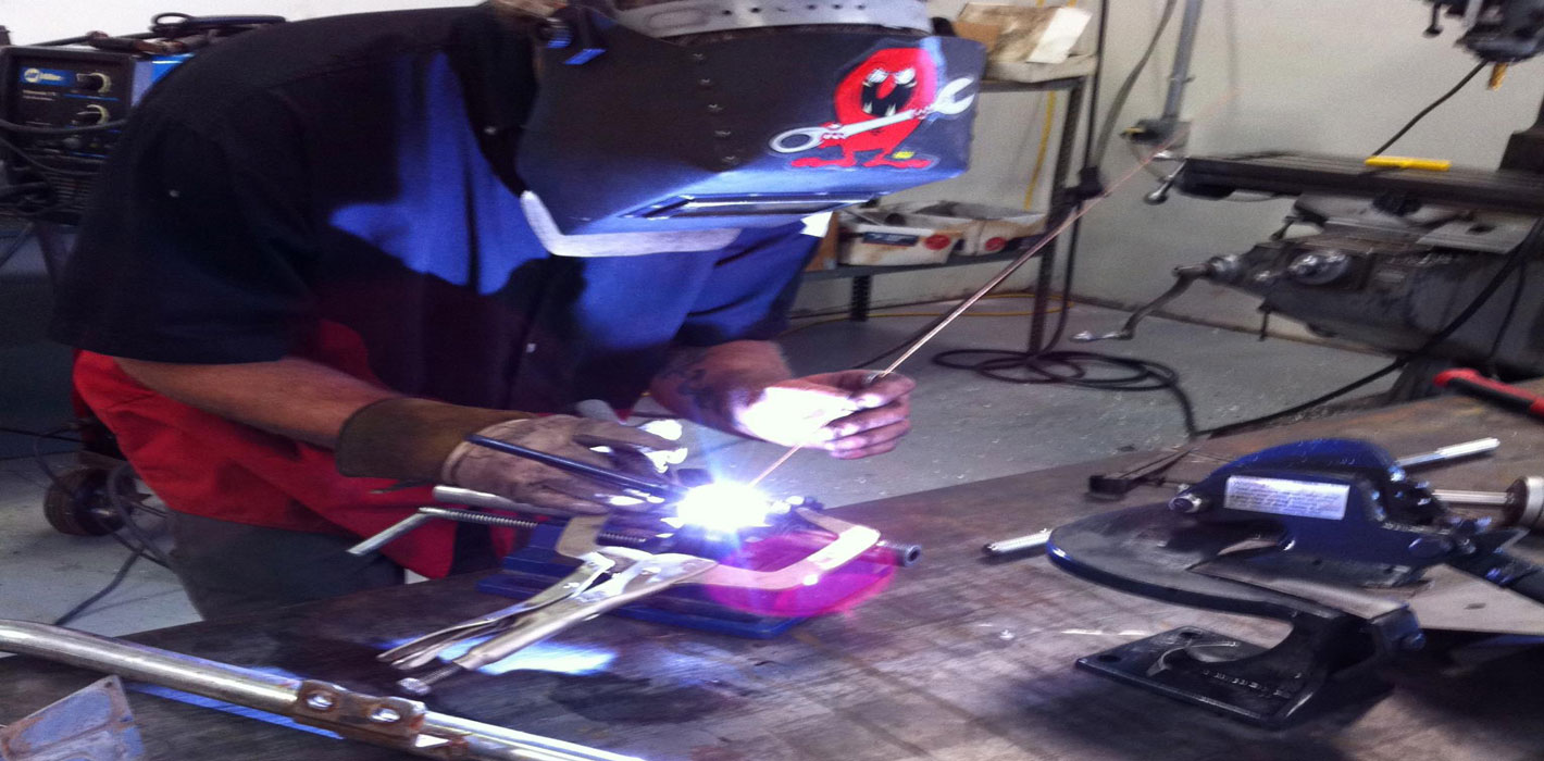 The Best InMotorcycle Repair, Custom Metal Fabrication, Welding, and Design